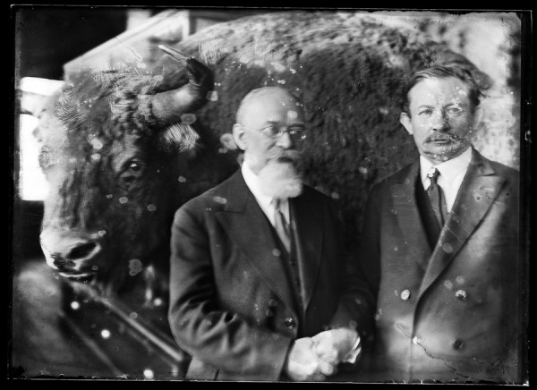 Prof. Siedlecki i prof. Niezabitowski 159